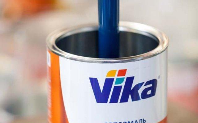 Vika – самый узнаваемый российский бренд авторемонтных ЛКМ